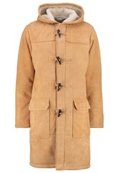 Abercrombie And Fitch Classic Coat Cognac