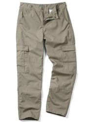 Craghoppers Men's Mallory Lightweight Walking Trousers Beige