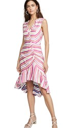 Parker Candy Dress Poolside Stripe