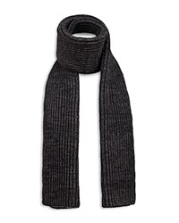 Bickley And Mitchell Chunky Turncuff Beanie Scarf Gift Set Gray
