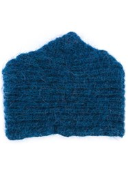 Reality Studio Bo Knitted Cap Blue