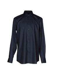 Baldessarini Shirts Dark Blue