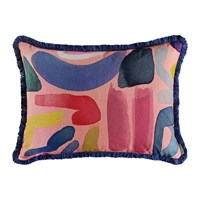 Bluebellgray Play Rectangular Cushion 61X45cm