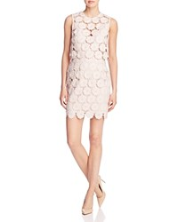 N Nicholas Daisy Lace Sleeveless Dress 100 Bloomingdale's Exclusive Blush