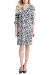 Karen Kane Women's Print Shift Dress