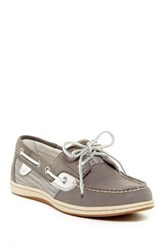 Sperry Koifish Boat Shoe Gray