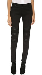 Superfine Mean Jeans Black