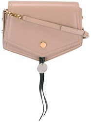 Jimmy Choo Arrow Crossbody Bag Pink Purple