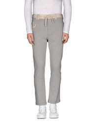Cycle Trousers Casual Trousers Men Light Grey