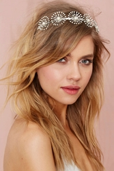 Nasty Gal Illiana Pearl Headband