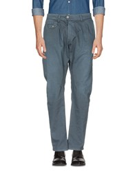 Imperial Star Casual Pants Steel Grey