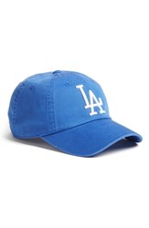 American Needle Women's 'Los Angeles Dodgers' Baseball Cap Blue Royal