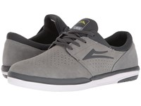 Lakai Fremont Grey Charcoal Suede Skate Shoes Gray