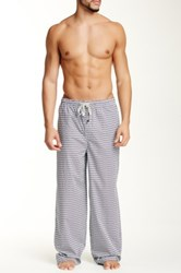 Psycho Bunny Woven Lounge Pant Blue