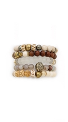 Lacey Ryan Sandy Toes Bracelet Set