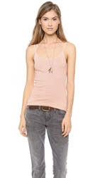 Joie Layering Tank Dusty Pink