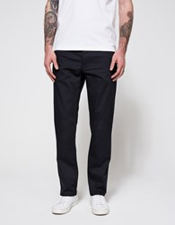 Theory Haydin Twill 5 Pocket Pant Eclipse