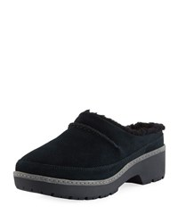Ugg Lynwood Slide On Clogs Black