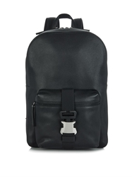 Christopher Kane Leather Buckle Backpack