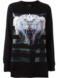 Marcelo Burlon County Of Milan Animal Print Sweatshirt
