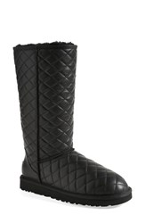 Women's Ugg Australia 'Classic Tall' Diamond Quilted Boot 1' Heel