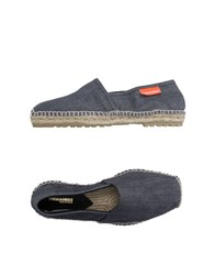 Dsquared2 Footwear Espadrilles Men Blue