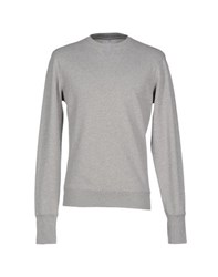 Orlebar Brown Topwear Sweatshirts Men Light Grey