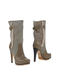 Grey Mer Footwear Ankle Boots Women