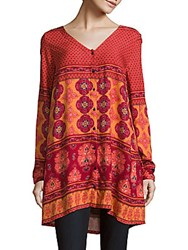 Minkpink Folktale Smock Dress Multi