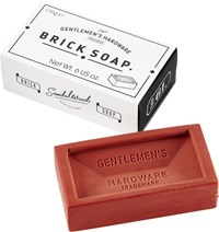 Cb2 Gentlemen's Hardware Brick Soap