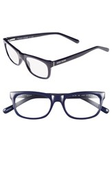 Women's Bobbi Brown 'The Soho' 50Mm Reading Glasses Navy