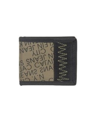 Calvin Klein Jeans Wallets Military Green