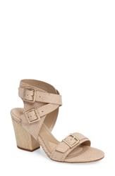Isola Women's 'Lissandra Ii' Sandal Cream Leather
