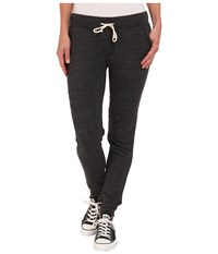 Alternative Apparel Eco Fleece Jogger Pant Eco Black Women's Casual Pants