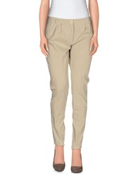 Etro Trousers Casual Trousers Women Sand