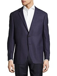 Todd Snyder Mayfair Fit Wool Blazer Blue