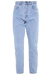 Dr. Denim Dr.Denim Nora Relaxed Fit Jeans Light Retro Light Blue Denim