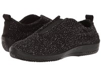 Arcopedico Es Black Starry Nite Women's Slip On Shoes