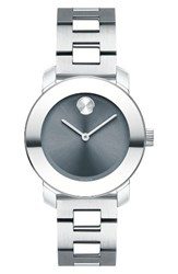Movado Women's Bold Bracelet Watch 30Mm