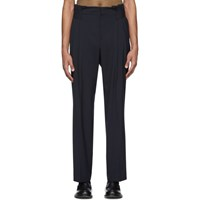 Cmmn Swdn Navy Jade Trousers