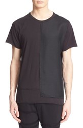 Men's Drifter 'Equinox' Layered Asymmetric T Shirt