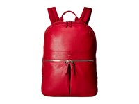 Knomo Mayfair Luxe Beaux Backpack Chili Backpack Bags Brown