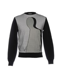 Carven Sweatshirts Grey