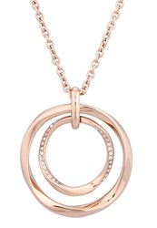Fossil Classics Necklace Rosegoldcoloured Rose Gold