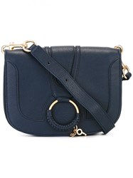 See By Chloe Hana Crossbody Bag Blue