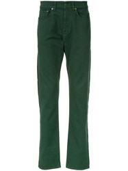 Cerruti 1881 Slim Fit Jeans Green