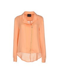 Hotel Particulier Shirts Apricot
