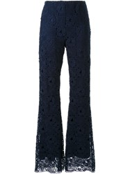 Manning Cartell 'Square Limits' Trousers Blue