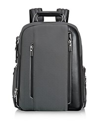 Tumi Arrive Collection Logan Backpack Pewter