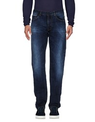 Gilded Age Denim Denim Trousers Blue